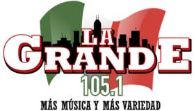 LaGrande 105.1 Logo (1x1)