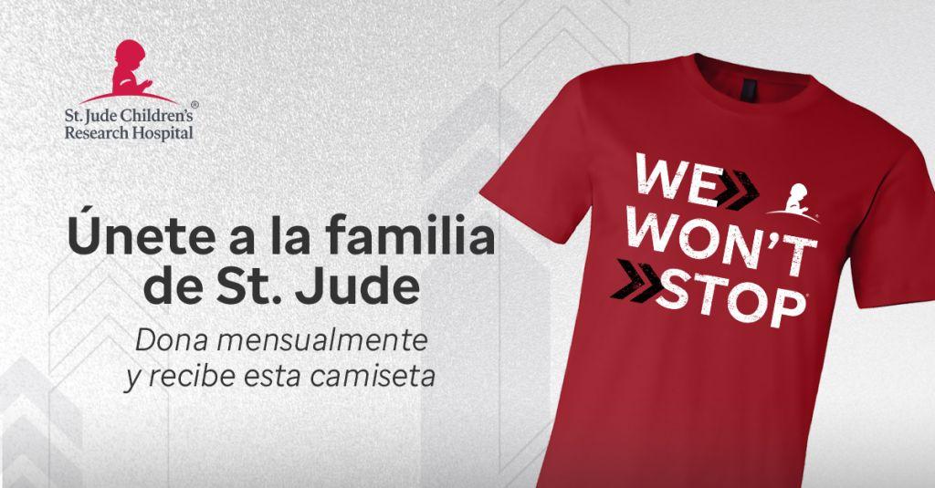 St. Jude Spanish Graphics